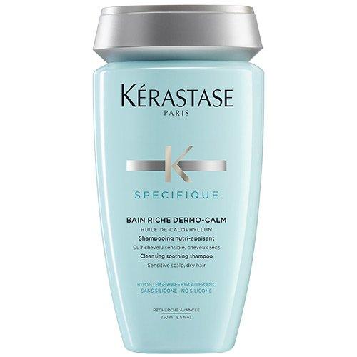 Bain Riche Shampoo (Kerastase - BAIN RICHE DERMO-CALM 250 ml)