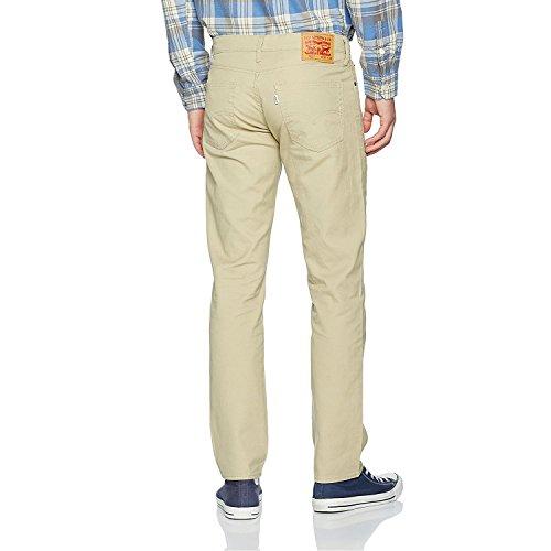 Levi's® Homme Jeans 511™ Slim Fit Beige
