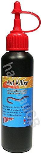 Preisvergleich Produktbild Aal Killer 50ml Top Secret Aalkiller Amino Lockstoff für Aale Aroma
