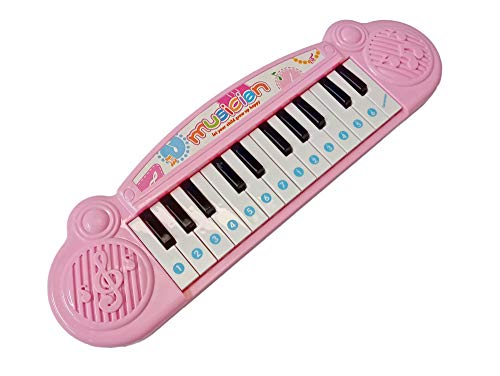 Popsugar Pinky Piano with 24Key, Pink