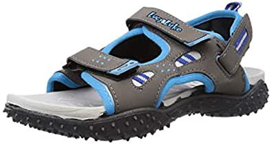 Footfun (from Liberty) Unisex Blue Sandals and Floaters - 2 UK/India (34 EU) (8074047150340)