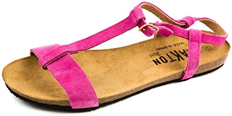 Charol de Mujer Color Caramelo Botines de Tacón Grueso Street Shoot Catwalk Modelo Martin Boots Elementos de Moda... -