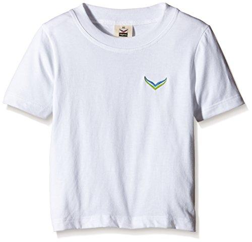 Trigema Mädchen T-Shirt 239202 Weiß (weiss C2C 501)