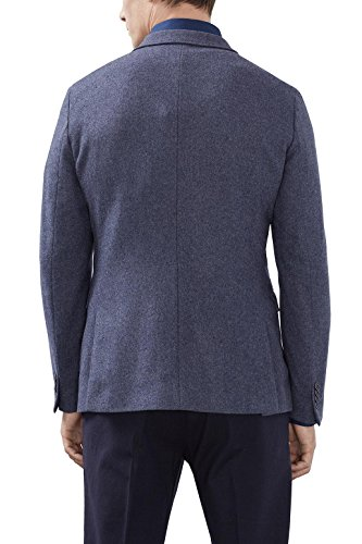 ESPRIT Collection Herren Sakko Blau (navy 400)