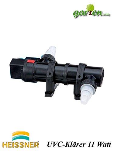 Heissner SMARTLINE UVC-Teichklärer 11 W UVC