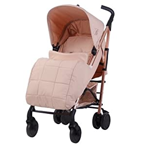 My Babiie Billie Faiers MB51 Rose Blush Stroller   4