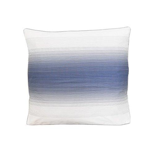 Lameirinho Collection Newlove Funda de Almohada de Percal Algod/ón Peinado Blanco 65x65 cm