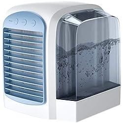 Blling Style Simple Ventilateur D'Eau Et De Climatisation Ventilateur Silencieux Ventilateur De Refroidissement De L'éQuipement De RéFrigéRation Domestique De Refroidisseur D'Air Peut Ajouter De L'Eau