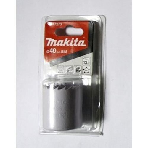 Makita D-17120 - Corona bimetalica de 83 mm para acero, metal, madera o plasticos