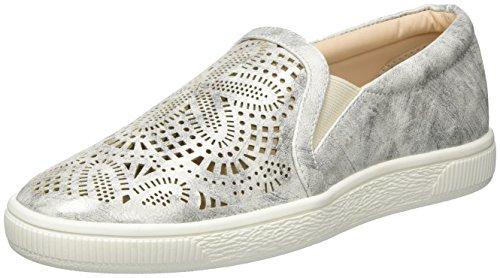 La Strada 964128, Sneakers basses femme Argenté