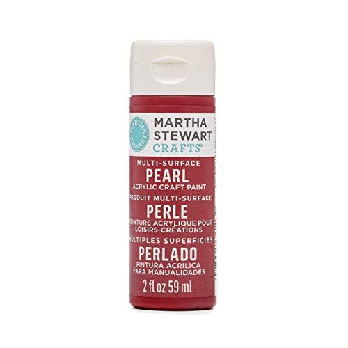Martha Stewart Crafts Acryl-Perlenlack (56g). Holly Berry Holly Berry
