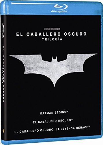 El Caballero Oscuro - Trilogía [Blu-ray]