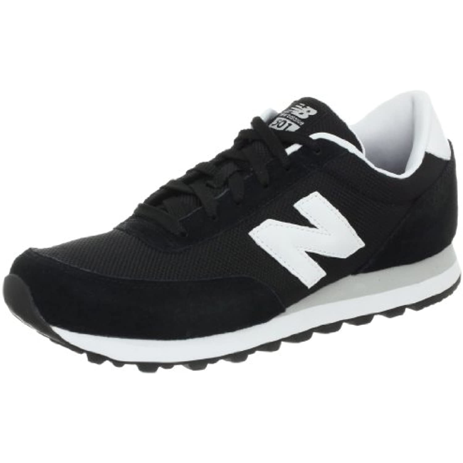 New New New Balance Classics Traditionnels Black White  s Trainers - B008HDTCJM - 91fcb0