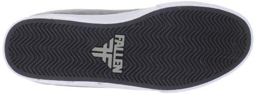 Fallen VICE 41070059, Scarpe da skateboard uomo Grigio (Gray - Grey/Purple)