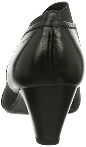 Marc Shoes Marita - Scarpa col tacco, , taglia Nero (Schwarz (100 black))