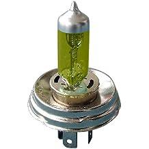 AutoStyle ELD-544-H4-P45T Goldvision - Juego de 2 bombillas H4 (P45T, 60/55W, 12V), color amarillo