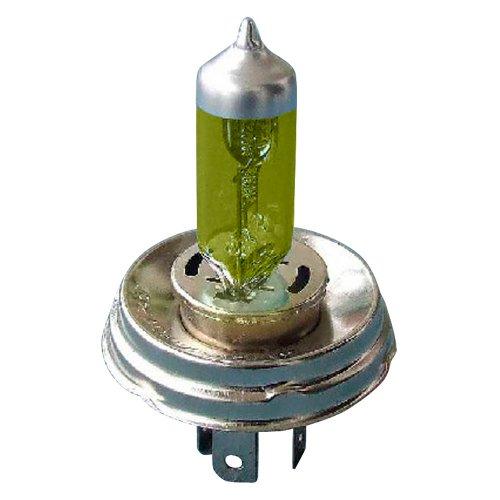 Preisvergleich Produktbild AutoStyle ELD-544-H4-P45T Leuchtdiode H4 P45T 60/55W/12V 2 Stück (Duplo), Goldvision Gelb