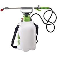 Garden Gear Bomba de presión para jardín Acción pulverizadora Uso de 5 litros con fertilizante de agua o pesticidas
