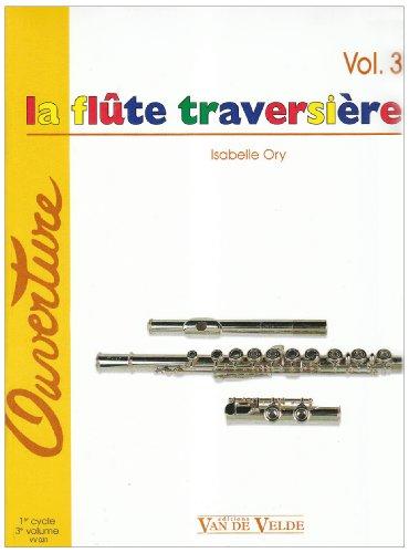 La flûte traversiere vol.3 --- flûte