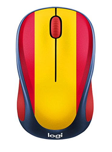 Logitech M238 Fan Collection Mouse (Spain) (Multi Color)
