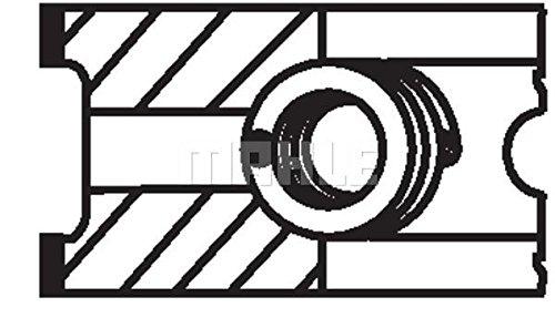Mahle Original 037 35 N0 Segments de pistons