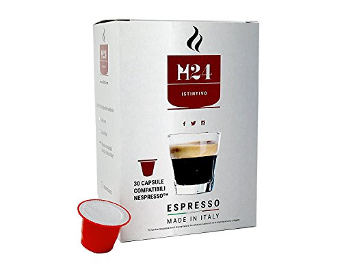 kaffekapseln Kompatible Nespresso. 240 kspseln Caffè H24 - Neapolitanischer Espressokaffee