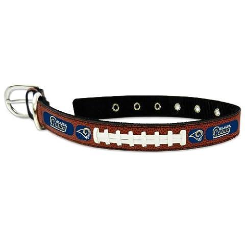 St. Louis Rams Dog Collar - Large