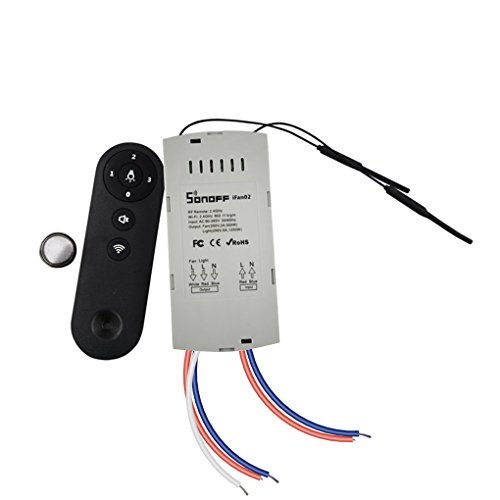 Ceiling fan remote controls the best Amazon price in SaveMoney.es