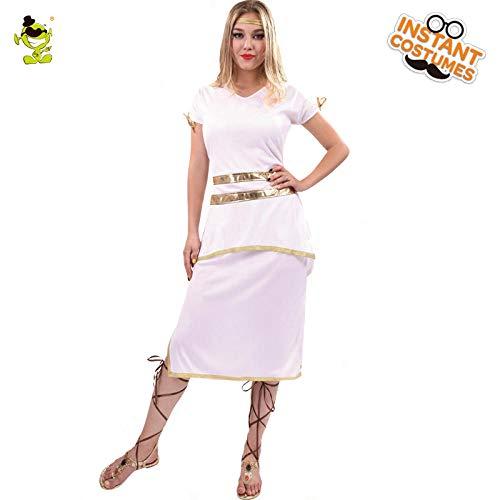 Erwachsene Kostüm Königin Für Der Vampire - GAOGUAIG AA Erwachsene spartanische Kostüm-Königin der Frauen-Halloween-Partei-Halter-Kostüme in der Maske SD (Color : Onecolor, Size : Onesize)