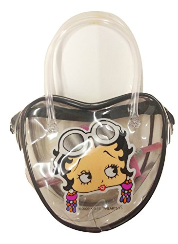 ACCADEMIA BORSETTA PER BAMBINI BETTY BOOP CON DENTRO ACCESSORI