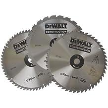 DeWalt DT1174QZ - Cuchilla para sierra circular con carcasa de aluminio (305 mm)