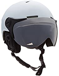 Black Crevice Skihelm