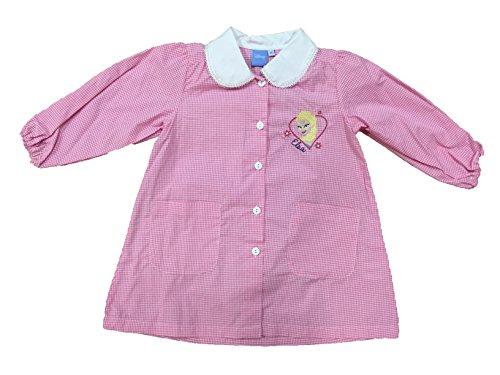 Grembiule rosa quadretti prodotto originale frozen elsa disney art.wd15139 (60)