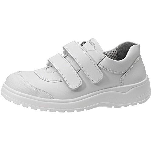 Abeba , Chaussures de sécurité pour homme Blanc Blanc blanc