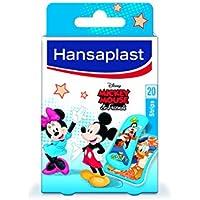 Hansaplast Mickey & Friends Pack 20Pflaster–Lot de 2 preisvergleich bei billige-tabletten.eu