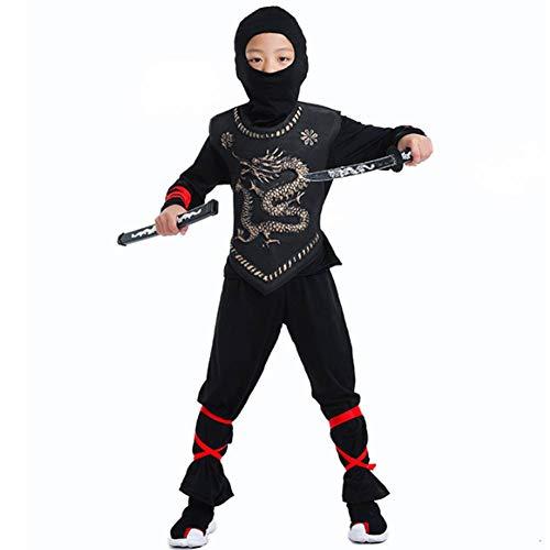 GUAN Cosplay Festival Kostüme Kinder Ninja Kostüme