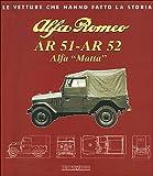 Alfa Romeo AR 51-AR 52. Alfa Matta