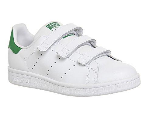 adidas-Stan-Smith-Cf-Sneaker-ragazzo-Bianco-Blanc-WhiteWhiteWhite-355