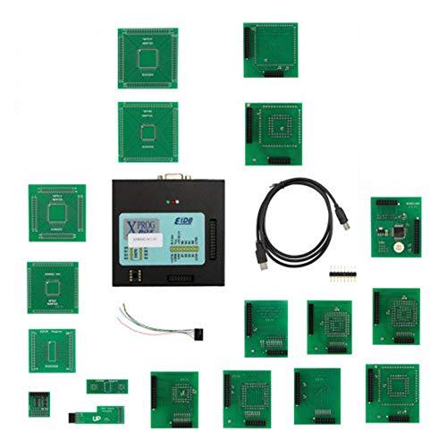 HermosaUKnight XPROG 5.55 ECU Programmer Chip Especially for BMW CAS4 Car Diagnostic Tool