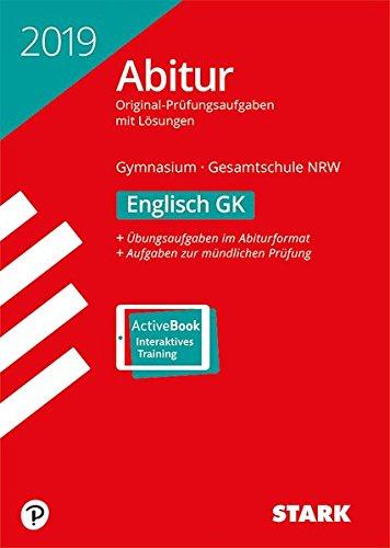 Abiturprüfung NRW - Englisch GK