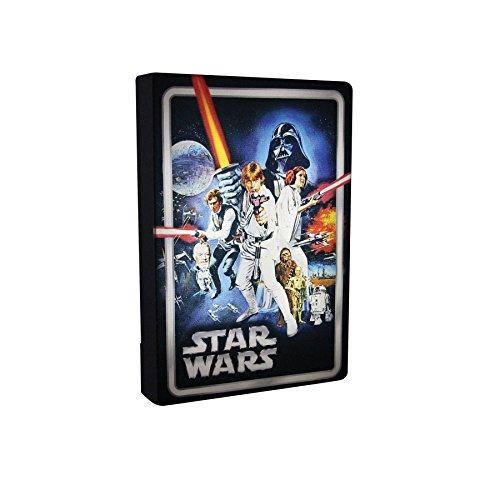 Star Wars Luminart DV, Leinwand, mehrfarbig
