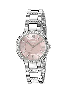 Fossil End-of-season  Analog Multi-Color Dial Women's Watch - ES3504
