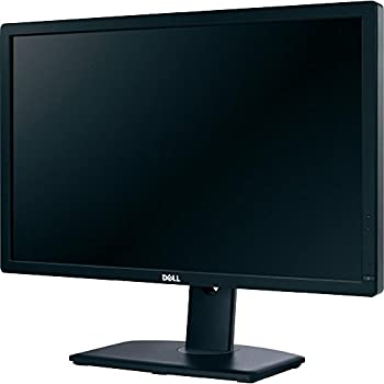 Dell U2713H 68,5 cm (27 Zoll) LED-Monitor (DVI, 6ms Reaktionszeit, hhenverstellbar) schwarz