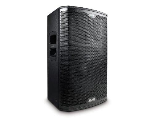 Alto Black15 - Altavoces (Negro, Corriente alterna, 100-240 V, 50-60 Hz, Piso,...