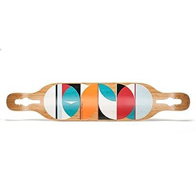 Loaded Boards Dervish Sama Bamboo Longboard Skateboard Deck (Flex 2)