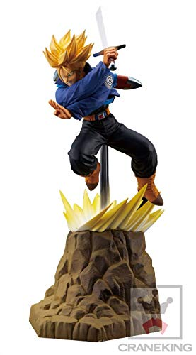 Banpresto. Dragon Ball Z Figure Future Trunks SSJ Absolute Perfection Figure IMMEDIATELY Available