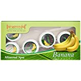 Aryanveda Banana Spa Facial Kit, For All Age and All Skin Type,For Instant Party Glow, 210g