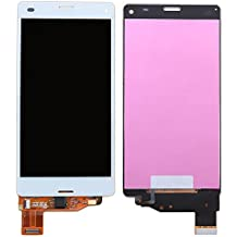 Sony Xperia Z3 Mini Compact D5803 D5833 LCD Pantalla Táctil Digitalizador Vidrio Completa Reemplazo y Herramientas (Blanco)