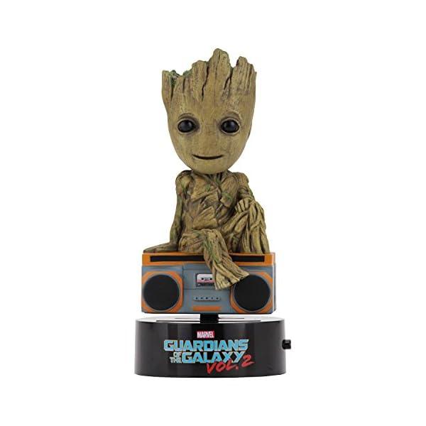 Los Guardianes de la Galaxia 2 - Figura de Groot baby con movimiento oscilante 1