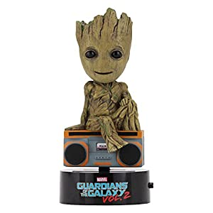 Figura Groot Guardianes de la Galaxia 2 Body Knockers Movimiento 15cm